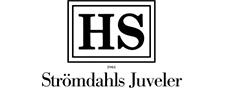 Logotyp HS Strömdahls Juveler